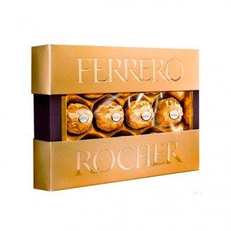Конфеты Ferrero Rocher 125 гр.